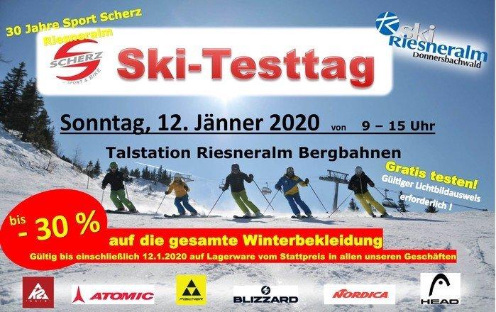 Skitesttag 2020