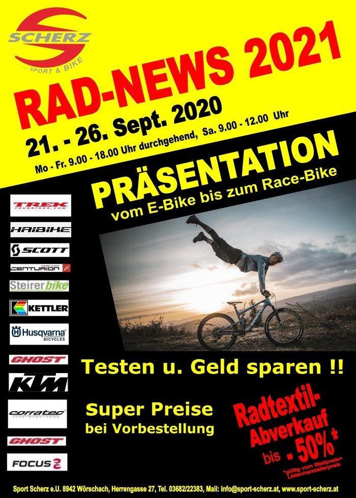 Radnews 2021 Plakat hoch
