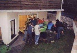 Einrichtung Skiservice - Werkstätte / 2. Zubau Filiale Riesneralm / Beitritt zu Sport 2000