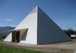 Ausbau Kauftreff / Ausbau Haus 222 für neues Büro / Bau der Bike-Pyramide