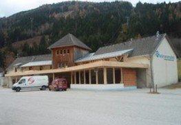Ausbau der Wohnungen 5 und 6 im Haus Vasold / 3. Zubau Riesneralm / Kauf der Filiale Planneralm