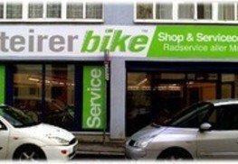Steirerbike Shop & Servicecenter in Graz eröffnet / Außenrenovierung Haus Tauplitz