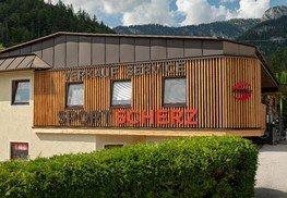 Hauptsitz Wörschach, Erweiterung der Büros mit Neugestaltung der Außenfassade