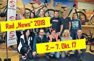 Bike-Neuheiten 2018