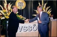 Sporthändler des Jahres 2002 vom VSSÖ